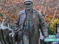 Мэр Сиэтла призвал демонтировать памятник Ленину, установленный в городе