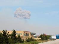 Взрывы на оружейном складе в Азербайджане продолжаются