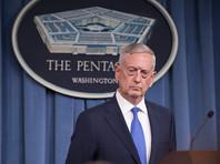 Глава Пентагона заявил, что США готовы применить военную силу против КНДР, но предпочитают дипломатию