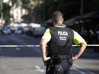 В Барселоне разыскивают водителя фургона, наехавшего на людей