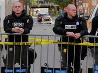 Полиция задержала подозреваемого в совершенном накануне наезде на толпу демонстрантов в американском городе Шарлотсвилль