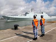 В середине июля Китай направил в Джибути корабли с военными для развертывания базы. В дипломатических кругах на этом фоне продолжались спекуляции о том, что КНР будет строить и другие подобные базы, к примеру, в Пакистане, но китайское правительство опровергло эту информацию