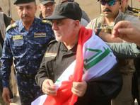 """О начале наступления объявил премьер-министр Ирака Хайдер аль-Абади. Он заявил, что боевики ИГ* должны """"сдаться или умереть"""""""