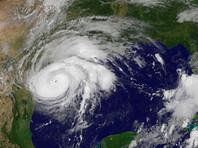 На побережье Техаса надвигается мощнейший ураган Harvey
