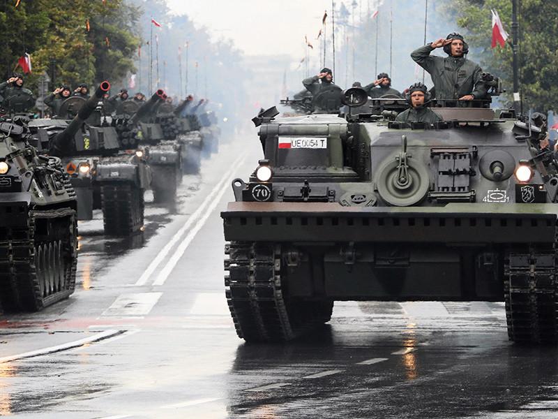 Польша в ближайшие 15 лет увеличит расходы на оборону от российской агрессии на 55 млрд долларов