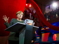 """""""То, что делает Шредер, ненормально"""": Меркель раскритиковала выдвижение экс-канцлера на пост в """"Роснефти"""""""