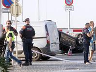 Испанская пресса назвала главного подозреваемого в совершении теракта в Барселоне