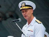 """Командующий Седьмым флотом США отправлен в отставку после столкновения эсминца """"Джон Маккейн"""" с танкером"""