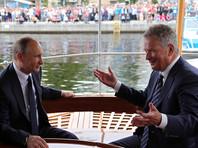 Финская полиция послала постороннему информацию о прибытии Путина