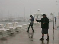 """Синоптики называют """"Харви"""" сильнейшим ураганом за десятилетия: аналогичный удар стихии Техас испытывал в 1961 году (ураган """"Карла"""")"""