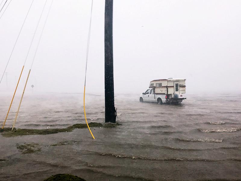 Главная опасность - катастрофические наводнения, которые будут вызваны дождями в ближайшие дни