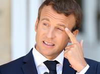 Почти 60 процентов французов выразили недовольство Макроном