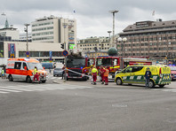 В финском Турку вооруженный ножом мужчина совершил нападение на прохожих
