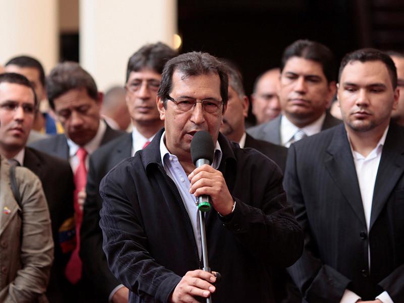 Министерство юстиции США расширило санкционный список, включив в него восемь венесуэльских чиновников и политиков, в том числе и брата бывшего главы государства Уго Чавеса, Адана