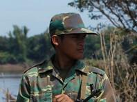 Как рассказал Reuters чиновник в посольстве Лаоса в Пномпене, у стран имеется спор по поводу территории и установления границ