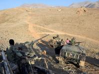 "Армия Ливана объявила о начале наступления на позиции террористической организации ""Исламское государство""* на границе с Сирией"
