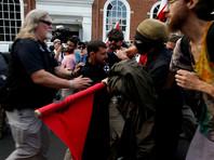 Беспорядки в американском Шарлотсвилле: расовая тема как новый повод для критики Трампа