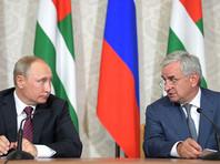 Президент РФ Владимир Путин на встрече с президентом Абхазии Раулем Хаджимбой в ходе своего визита в эту мало кем признанную республику призвал повысить уровень безопасности пребывающих здесь туристов совместными усилиями силовых структур