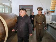 """Кроме того, журналисты предположили, что на снимках также была изображена и другая ракета, вероятно, относящаяся к семейству """"Хвасон"""""""