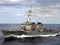 Китай обвинил США в нарушении суверенитета из-за захода американского эсминца в Южно-Китайское море