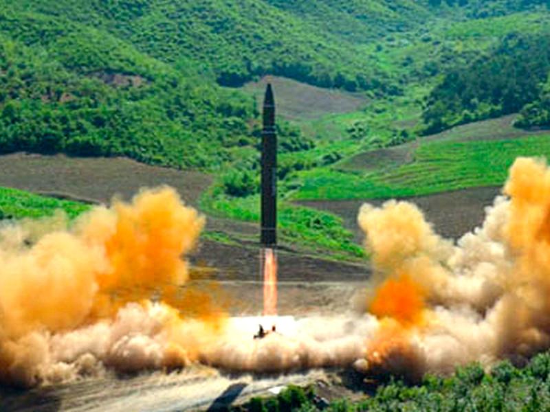 Северная Корея получила ракетные технологии из Украины. В Киеве все отрицают