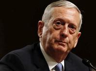 Джим Мэттис, глава Пентагона