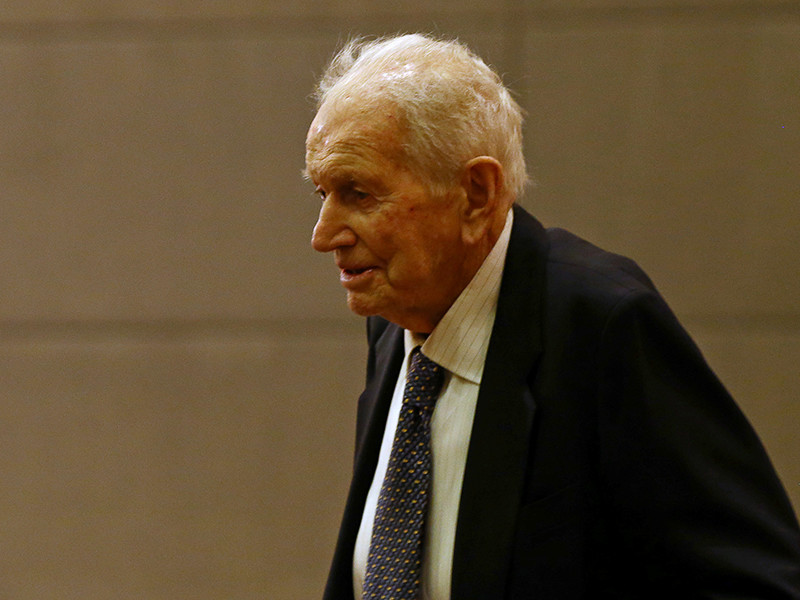 Отец королевы Нидерландов Максимы и бывший министр сельского хозяйства Аргентины Хорхе Соррегьета скончался в Буэнос-Айресе