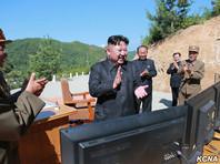 Ранее газета The Washington Post сообщала со ссылкой на данные Пентагона, что Северная Корея уже в следующем году сможет поставить на вооружение надежную межконтинентальную баллистическую ракету, способную нести ядерную боеголовку