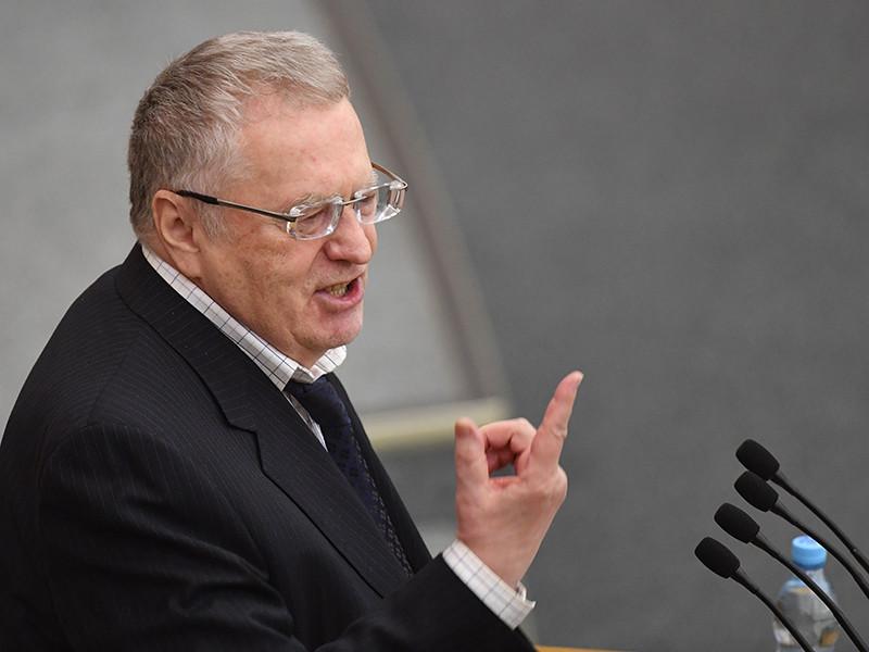 Генеральная прокуратура Украины (ГПУ) подозревает лидера ЛДПР Владимира Жириновского в финансировании терроризма