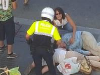 МИД РФ заявил об отсутствии россиян среди пострадавших при теракте в Барселоне