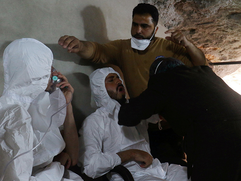 Эксперты совместной структуры Организации по запрещению химического оружия (ОЗХО) и ООН в ближайшее время прибудут в Сирию для расследования предполагаемого применения химоружия в Идлибе