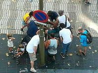 Теракт в Барселоне: двое подозреваемых задержаны; подтверждена гибель 13 человек