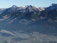 В австрийских Альпах разбились пять альпинистов