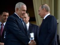 Нетаньяху в интервью подчеркнул, что встречи с Путиным приносят пользу не только Израилю, но и России