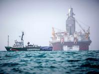 В Норвегии задержали россиянку, участвовавшую в акции протеста Greenpeace против бурения нефти
