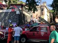 На Мадейре во время религиозного праздника упавшее дерево убило 12 человек