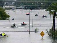 Техас, 31 августа 2017 года