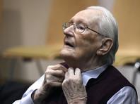 """В Германии 96-летнего """"бухгалтера Освенцима"""" признали здоровым для отбывания наказания в тюрьме"""