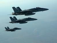 Коалиция во главе с США нанесла авиаудары по боевикам ИГ*, несмотря на перемирие в районе ливано-сирийской границы