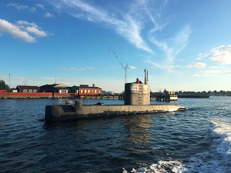 В Швеции сообщили имя журналистки, пропавшей после аварии частной подлодки в Дании