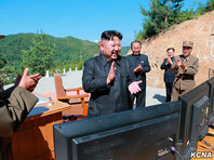"""Успех Северной Кореи в испытаниях межконтинентальных баллистических ракет, способных достичь побережья США, стал возможен благодаря покупкам на черном рынке мощных ракетных двигателей с украинского завода """"Южмаш"""""""