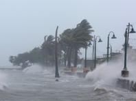 """Ураган """"Ирма"""" приближается к Пуэрто-Рико"""