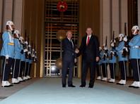 Путин прилетел в Анкару на переговоры с Эрдоганом о курдах, поставках ЗРК и турецких помидорах