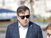 """Лидер партии """"Рух новых сил"""" Михаил Саакашвили, лидер """"Батькивщины"""" Юлия Тимошенко и другие украинские политики проводят совещание в отеле """"Леополис"""" во Львове"""
