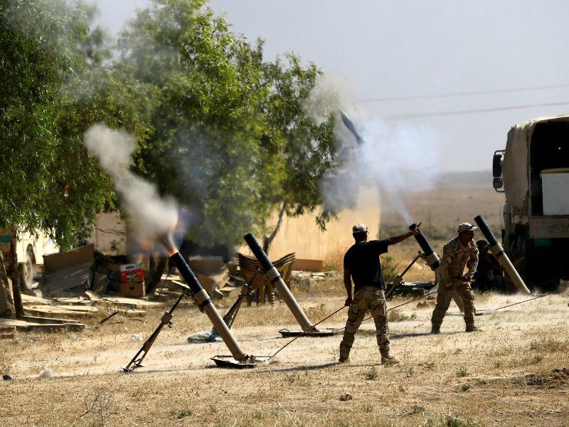 """Пентагон объявил о скором уничтожении всех боевиков """"Исламского государства""""* в Ираке"""