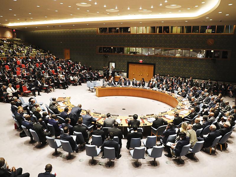 В Совете Безопасности Организации Объединенных Наций находится еще один проект резолюции о размещении миротворческой миссии ООН в Донбассе, помимо внесенного Россией. Автором документа ожидаемо выступила украинская сторона