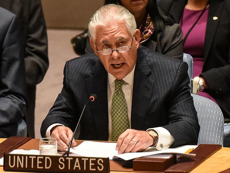 Тиллерсон обвинил Россию в нарушении договора о ликвидации ракет средней и малой дальности