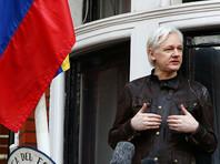 """WSJ: Трампу предложили помиловать Ассанжа в обмен на доказательства по """"российскому делу"""""""