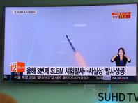 Южная Корея заподозрила КНДР в краже у нее технологии запуска баллистических ракет с подводных лодок