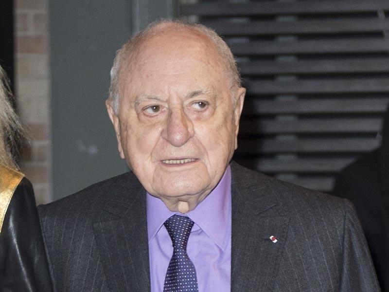 Во Франции  скончался  сооснователь бренда Yves Saint Laurent Пьер Берже